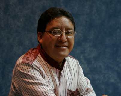 A nueve años de la partida del académico maya Luis Enrique Sam Colop