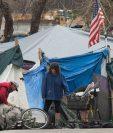 En Estados Unidos 40 millones de personas viven por debajo de la línea oficial de pobreza.