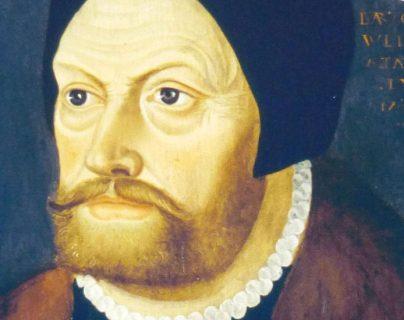 Bartolomé Welser, El Viejo, la cabeza de la poderosa familia de banqueros y comerciantes alemanes que colonizó Venezuela por casi dos décadas.