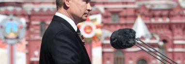 Putin puede extender su mandato hasta 2036. AFP