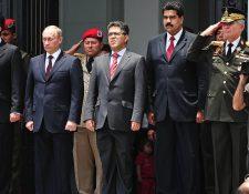 Venezuela ha sido uno de los grandes aliados de Rusia en la región. GETTY IMAGES