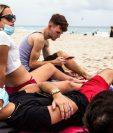 Las playas de Miami estarán cerradas este fin de semana festivo del 4 de julio. GETTY IMAGES