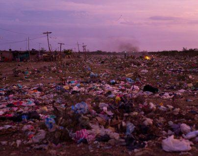 Vertedero de basura a cielo abierto más grande de Colombia. ESTEBAN VEGA LA-ROTTA