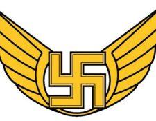 Este era el emblema del Comando de la Fuerza Aérea de Finlandia (FAF), que dejó de usarse más de 70 años después del final de la Segunda Guerra Mundial. MINISTERIO DE DEFENSA DE FINLANDIA