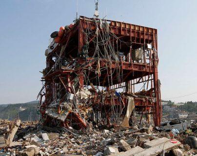 Las empresas japonesas tuvieron que recuperarse del fuerte golpe que produjo el terremoto y tsunami de 2011.