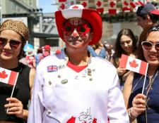 Los canadienses tienen fama de ser tranquilos y tolerantes.
