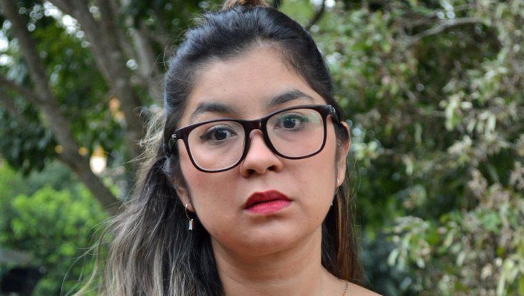 Manary tiene 30 años, trabaja para una radio local en Bucaramanga y un hijo de 3 años.