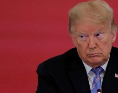 Donald Trump ha acusado a la OMS de estar bajo control de China.