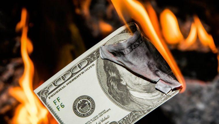 En EE.UU. el 35% de las personas que le prestaron dinero a un amigo aseguran que lo perdieron.