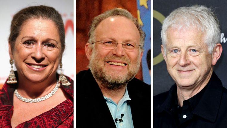 Abigail Disney, el fundador de la firma de helados Ben&Jerry, Jerry Greenfield y el director Richard Curtis están entre los firmantes de la carta.