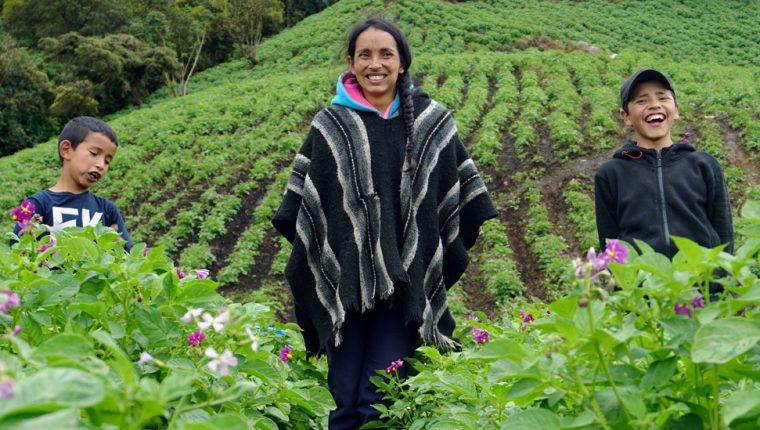 Los Gaona no podían vivir del campo antes de su exitoso canal porque no era rentable.