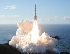 La sonda Hope de Emiratos Árabes Unidos fue lanzada desde la base espacial Tanegashima de Japón.