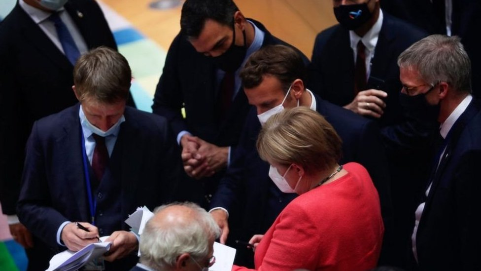 Unión Europea acuerda un fondo multimillonario de recuperación económica por la pandemia del coronavirus
