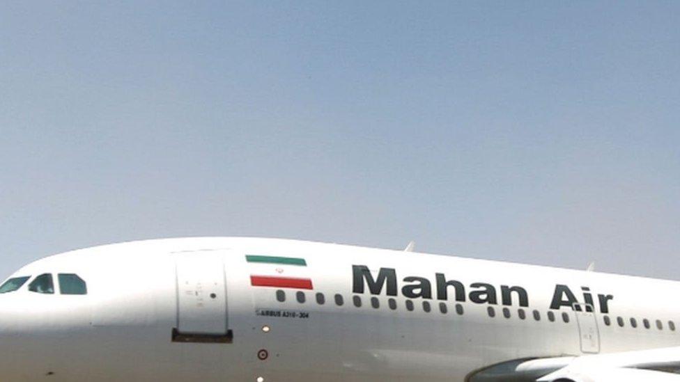 """Tensión Estados Unidos-Irán: la """"misión rutinaria"""" de un F-15 que Teherán denuncia que puso en peligro un vuelo de Mahan Air"""
