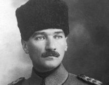 Mustafa Kemal Atatürk gobernó Turquía durante 15 años.