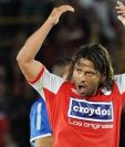 Gerardo Bedoya es mejor conocido por acumular más tarjetas rojas que cualquier otro jugador de fútbol.