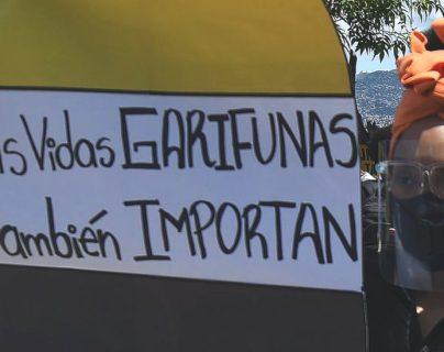 La desaparición en Honduras de 4 líderes garífunas hace más de 10 días a manos de hombres vestidos de policía que alarma al país