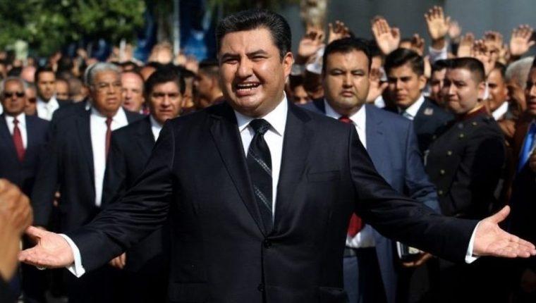 Es la segunda acusación que recibe García desde que fue detenido.