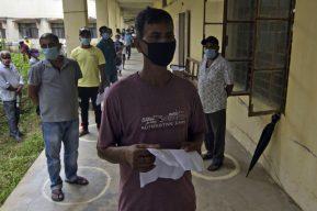 Boda trágica en India: Novio murió de coronavirus y hubo 113 invitados contagiados