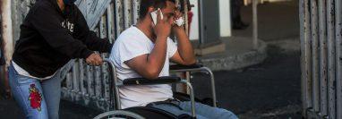Varias personas que han padecido de covid-19 muestran secuelas como dificultad respiratoria y arritmia hasta varios meses después de haber padecido la enfermedad. (Foto Prensa Libre: EFE)