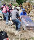 México supera a Francia en personas fallecidas por covid-19. Foto Prensa Libre: EFE