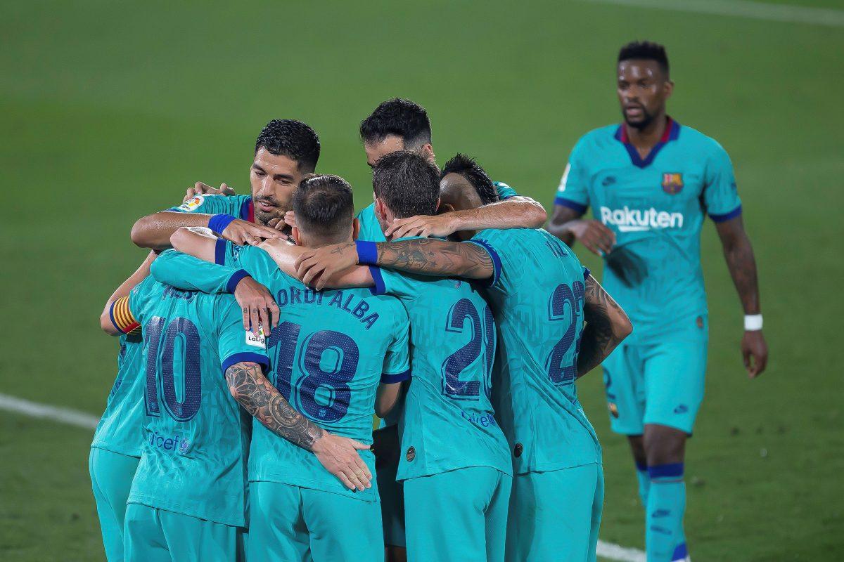 El Barcelona responde al Real Madrid con autoridad y Griezmann anota un golazo