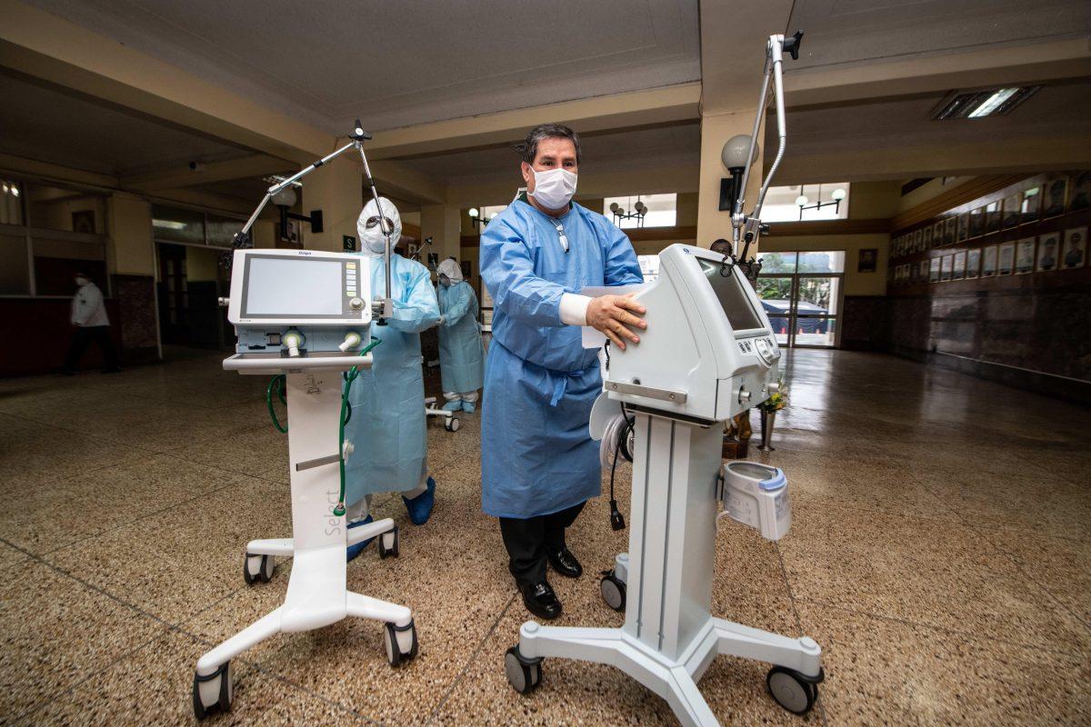 Ventilador para pacientes con coronavirus muestra su eficacia y se reduce el costo de producción