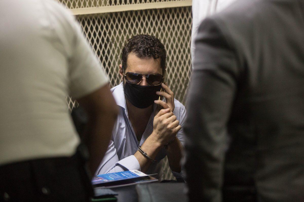 Justicia da trámite a una recusación de Ricardo Martinelli contra el tribunal que conoce su extradición