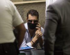 Ricardo Martinelli Linares, detenido en Guatemala por un reclamo de extradición hacia Estados Unidos. (Foto Prensa Libre: Hemeroteca PL)