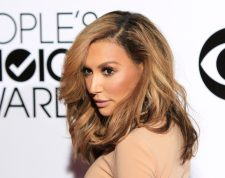 Los Angeles (United States), 10/01/2014.- (FILE) - US actress Naya Rivera arrives at the 40th People's Choice Awards held at the Nokia Theater in Los Angeles, California, USA, 08 January 2014 (reissued 09 July 2020). Naya Rivera, 33, who portrayed the character of Santana Lopez in Glee, went missing on 08 July 2020 while on a boating trip in Lake Piru in California with her 4 year old son, who was later found alone sleeping in the boat. Ventura County Sheriffís Office said that it was searching for a ìpossible drowning victimî in the lake. (Estados Unidos) EFE/EPA/NINA PROMMER *** Local Caption *** 51166551