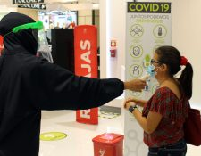 La reapetura fue aprobada para varias actividades comerciales o de reuniones. Foto con fines ilustrativos. (Foto, Prensa Libre: Hemeroteca PL).