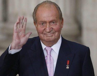 El rey Juan Carlos de España. (Foto Prensa Libre: Hemeroteca PL).