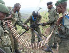 Las fuerzas armadas de la República democrática del Congo investigan el incidente que involucra a un soldado. (Foto: Hemeroteca PL)