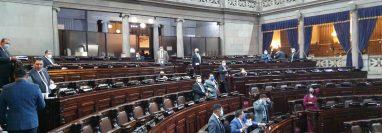 Diputados optaron por no acudir a la sesión de este 23 de julio. (Foto Prensa Libre: La Red)