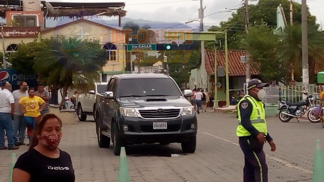 Atacan a balazos al alcalde de Teculután, quien llegó al puesto luego de que el jefe edil electo fuera asesinado