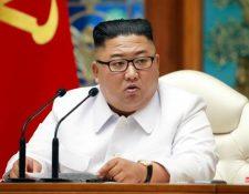 Kim Jong Un, el líder supremo de Corea del Norte.