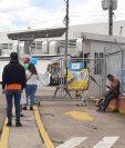 El Parque de la Industria ha sido acondicionado como hospital provisional covid-19; sin embargo, los médicos que ahí laboran se han quejado de la falta de equipo. (Foto Prensa Libre: Hemeroteca PL)