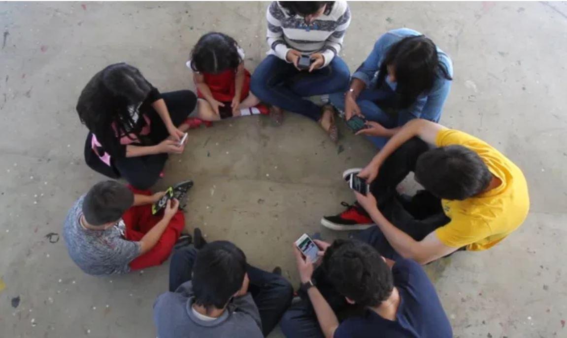 Los menores son los más vulnerables de ser víctimas de los delitos relacionados a la trata de personas. (Foto Prensa Libre: Hemeroteca PL)
