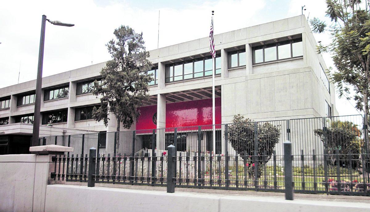 Embajada de Estados Unidos cancela citas para solicitud de visas por tiempo indefinido