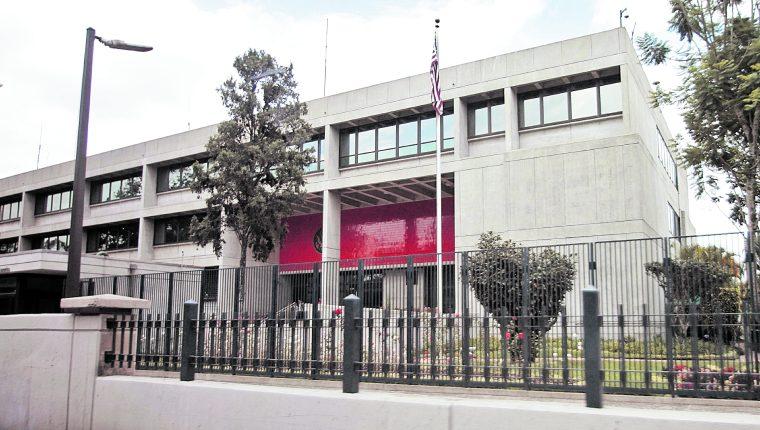 La embajada de Estados Unidos suspenderá las citas para tramite de visas de ni inmigrantes a partir del 16 de julio. (Foto: Hemeroteca PL)