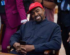 Kanye West celebró su primer mitin de campaña en Carolina del Sur, en medio de su carrera por conseguir la presidencia de Estados Unidos. (Foto Prensa Libre: ARCHIVO/Agence France-Presse)
