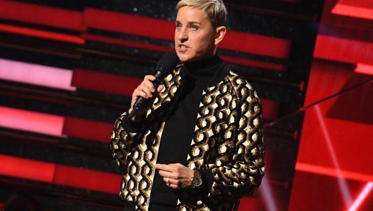 Ellen DeGeneres, comediante estadounidense. (Foto: AFP)