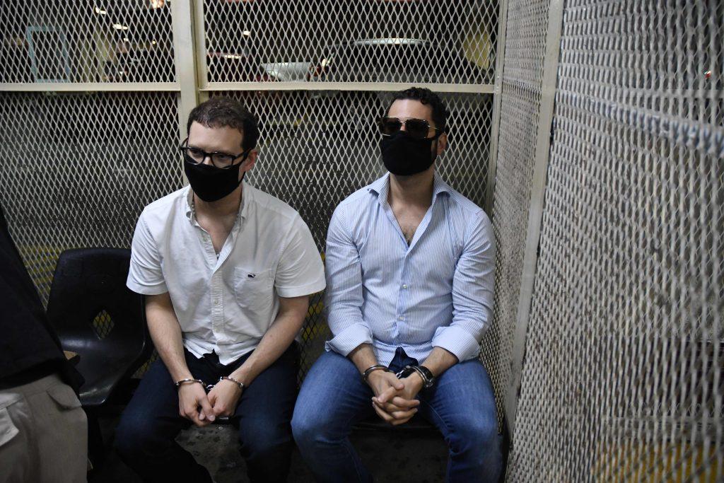 Pese a proceso de extradición, los hermanos Martinelli podrían ser juramentados en el Parlacén