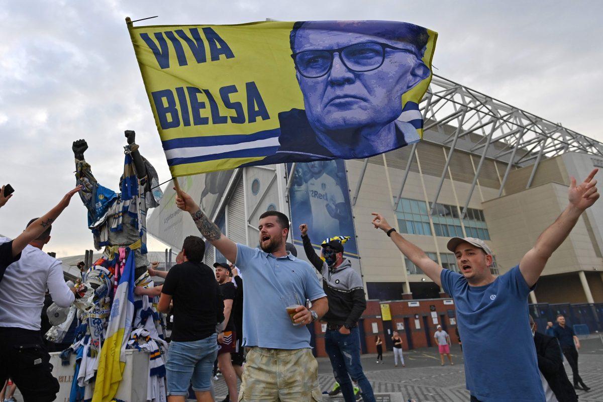 El Leeds de Bielsa logra también el título de la segunda inglesa