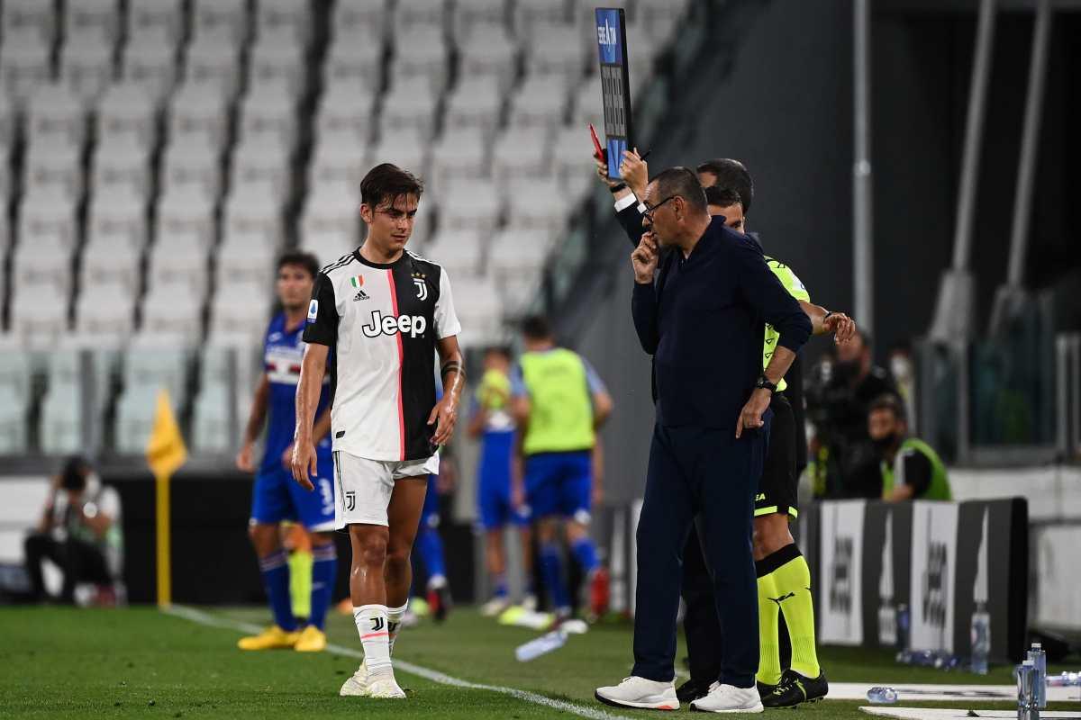 Esta es la lesión de Dybala que pone en duda su presencia en la Champions League