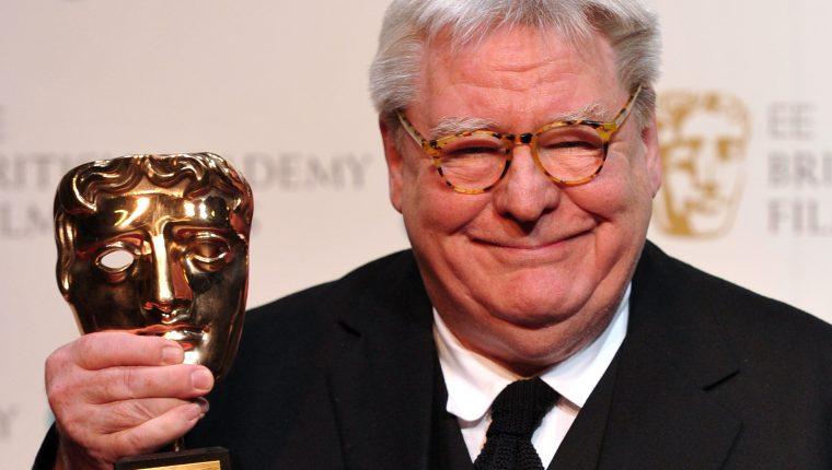 Foto de archivo de febrero del 2013 del director británico Alan Parker. (Foto Prensa Libre: AFP)