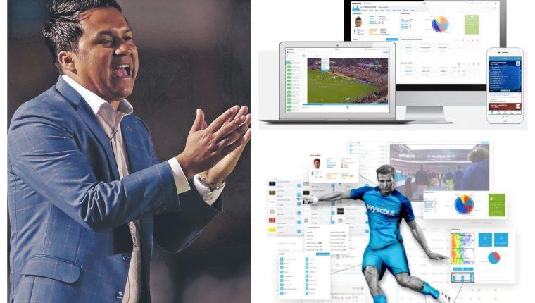 Amarini Villatoro se apoya en la tecnología para analizar a los rivales de Guatemala. (Foto Prensa Libre: Hemeroteca PL y Wyscout)