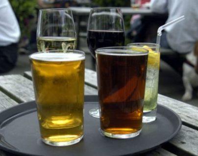 La prohibición de ventas de bebidas alcohólicas será temporal en Palín, Escuintla. (Foto Prensa Libre: Hemeroteca PL)