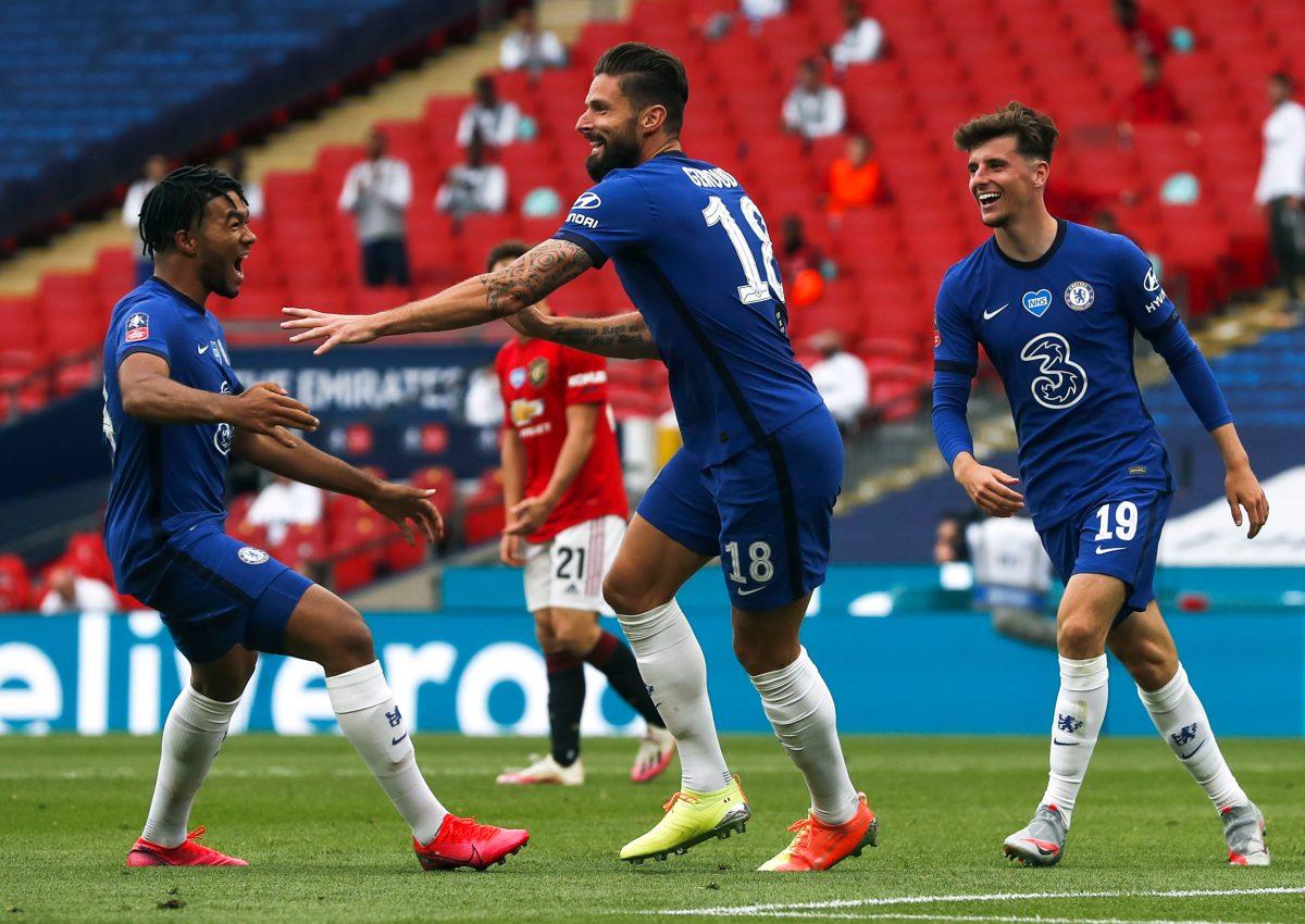 Chelsea se mete a la final de la FA Cup al derrotar al Manchester