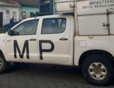 El MP efectúa allanamientos para capturar a señalados de trata de personas en Retalhuleu y Suchitepéquez. (Foto Prensa Libre: Ministerio Público)